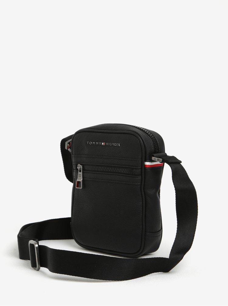Černá pánská crossbody taška Tommy Hilfiger Essential
