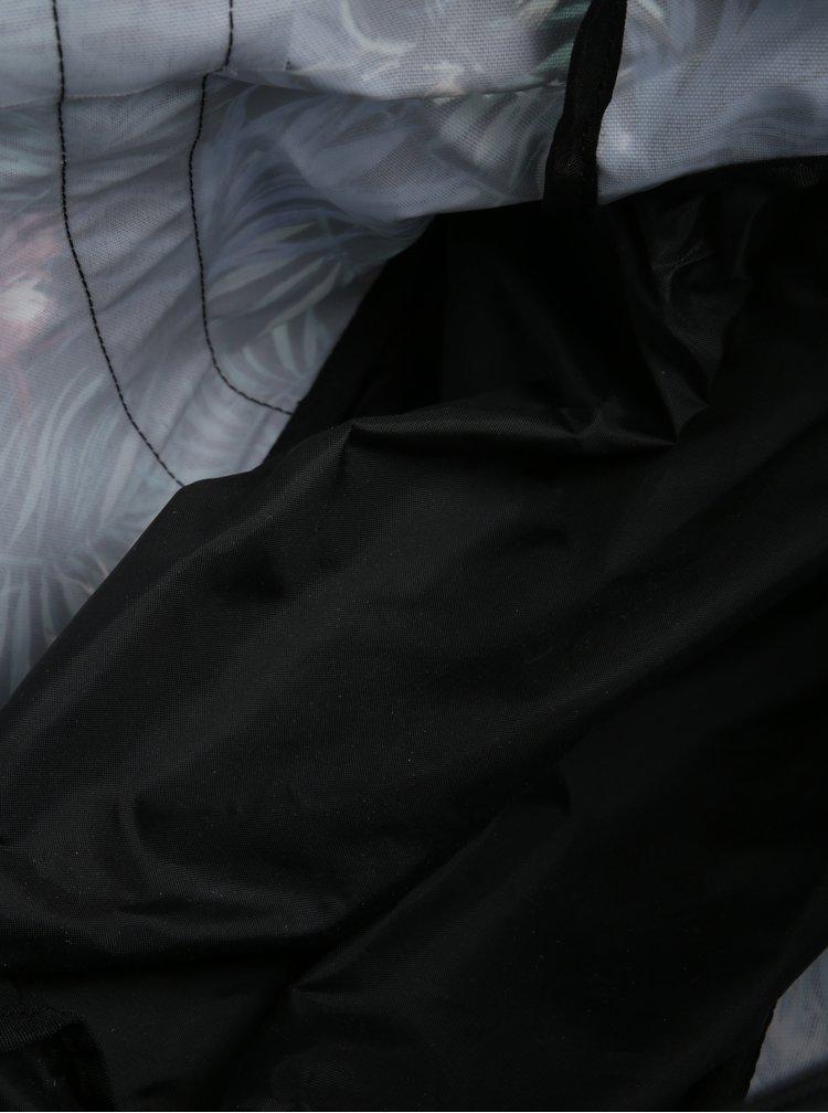Geanta neagra crossbody cu imprimeu pentru femei - Roxy Sugar It Up 29 l