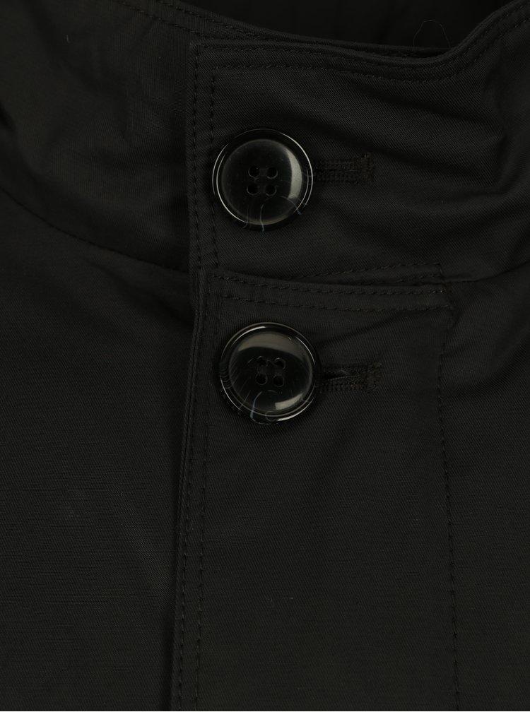 Černá pánská bunda Selected Homme Gregory