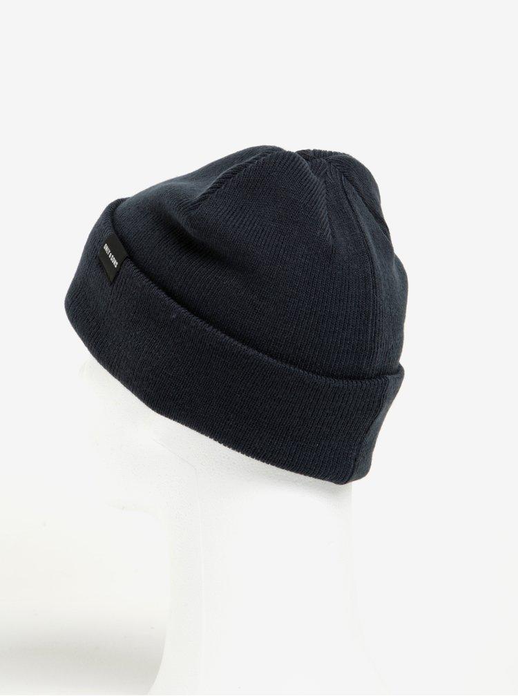 Tmavě modrá čepice ONLY & SONS Crass