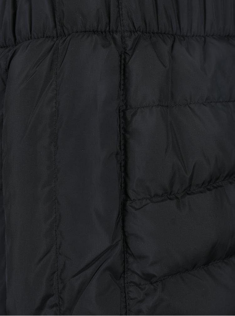 Fusta neagra matlasata impermeabila LOAP Izi