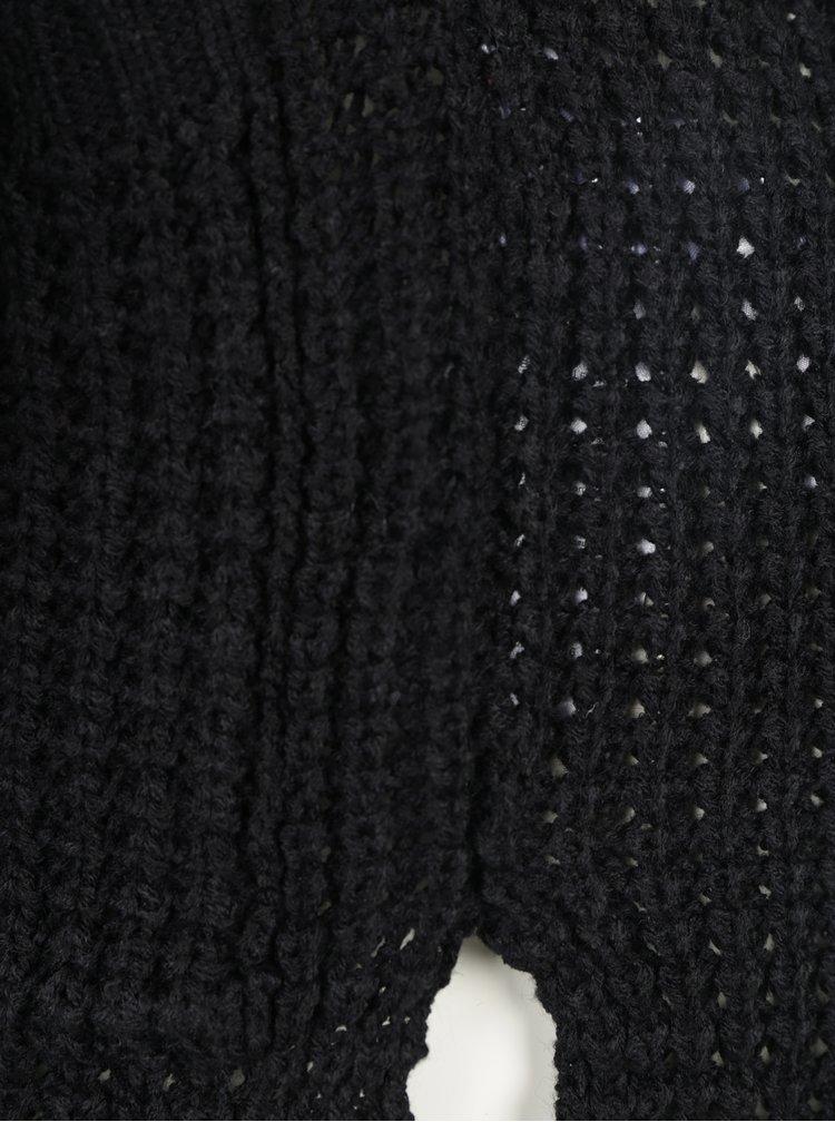 Cardigan negru lung ONLY Emma