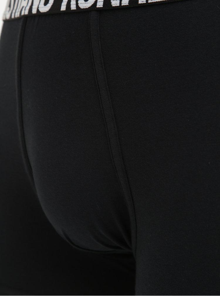 Set de 2 perechii de boxeri negru & bleumarin CR7