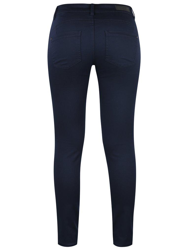 Tmavě modré skinny džíny ONLY Lucia