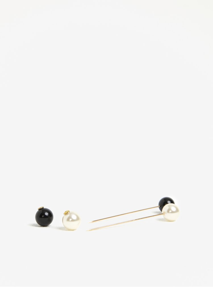 Set de 2 ace decorative pentru guler - VERO MODA Dot