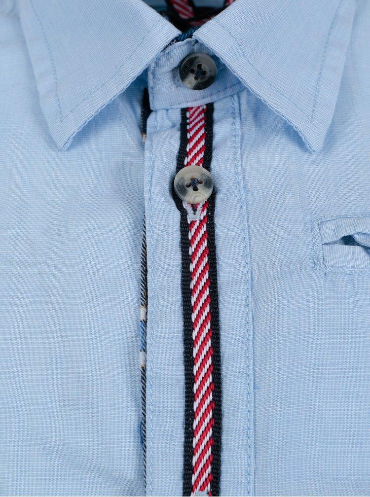 Světle modrá klučičí košile North Pole Kids