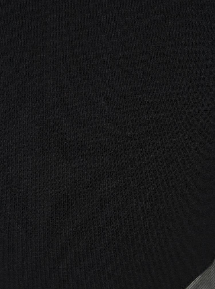 Rochie neagra cu decupaje Noisy May Laila