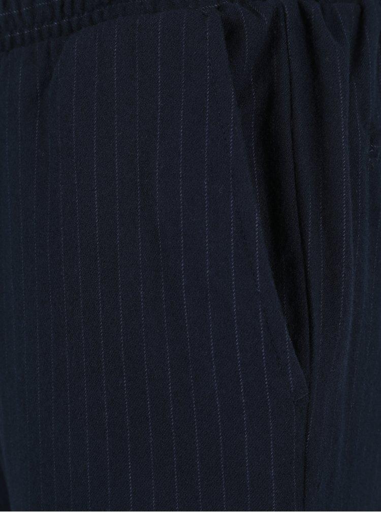 Tmavě modré tepláky SUIT Saxo