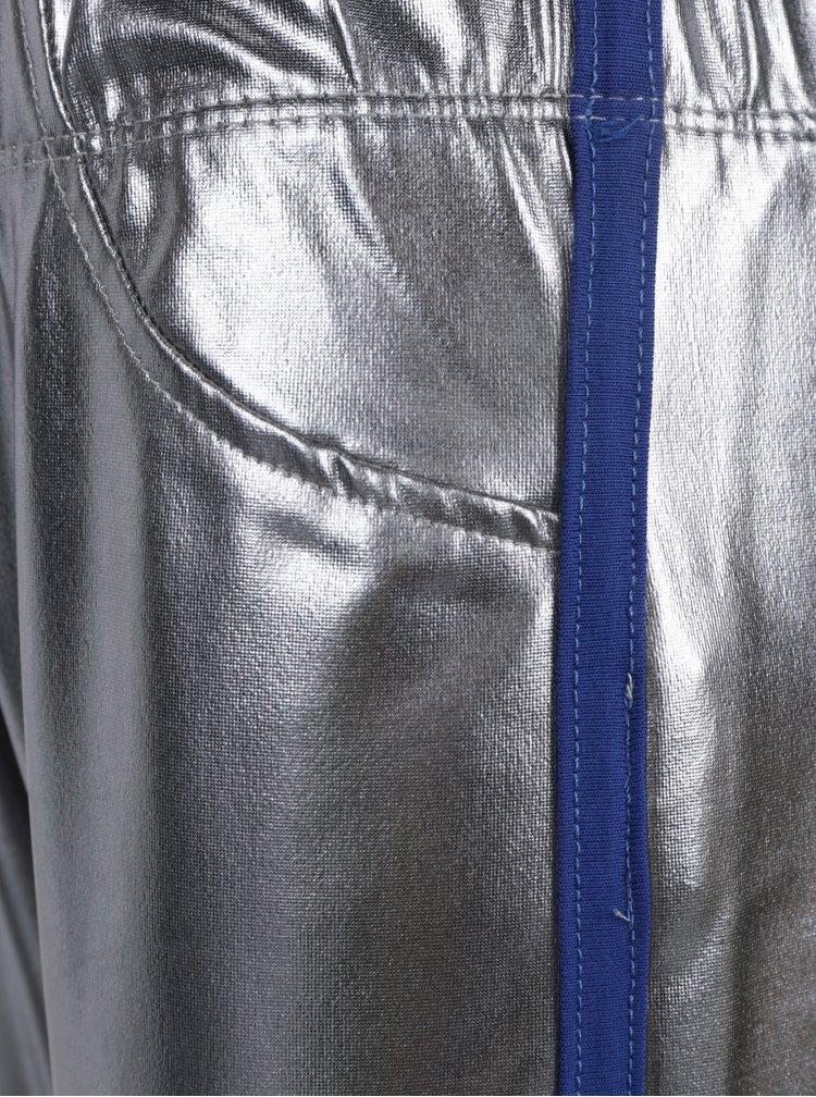 Holčičí legíny ve stříbrné barvě Mix´n Match