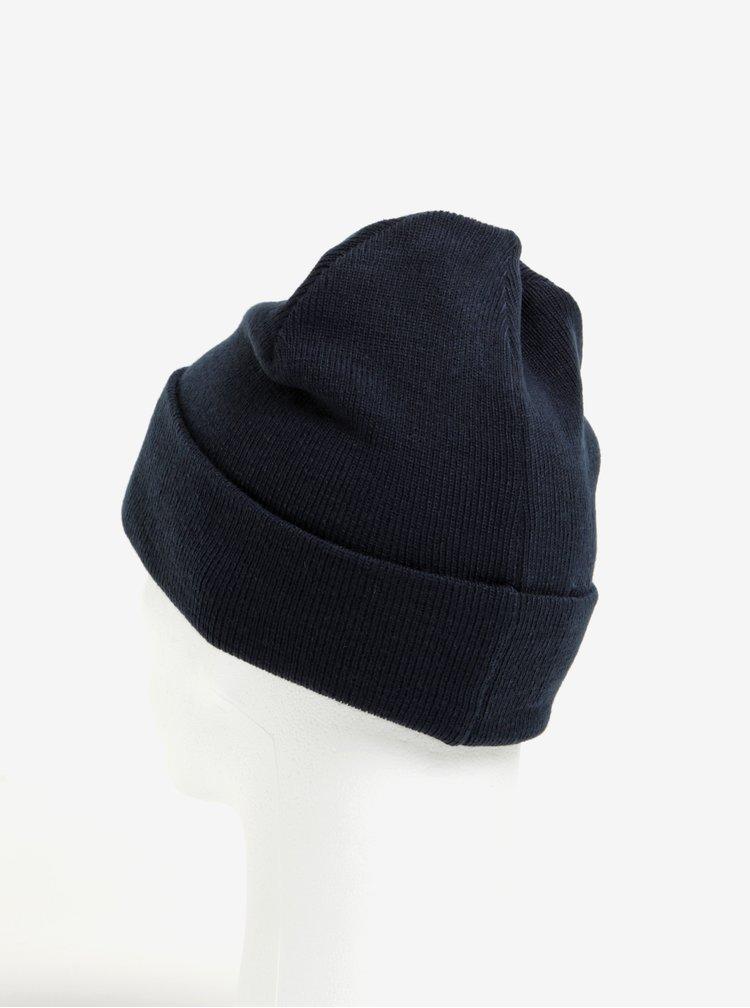 Caciula tricotata bleumarin Blend