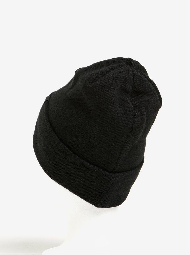 Černá dámská zimní čepice Horsefeathers Greis