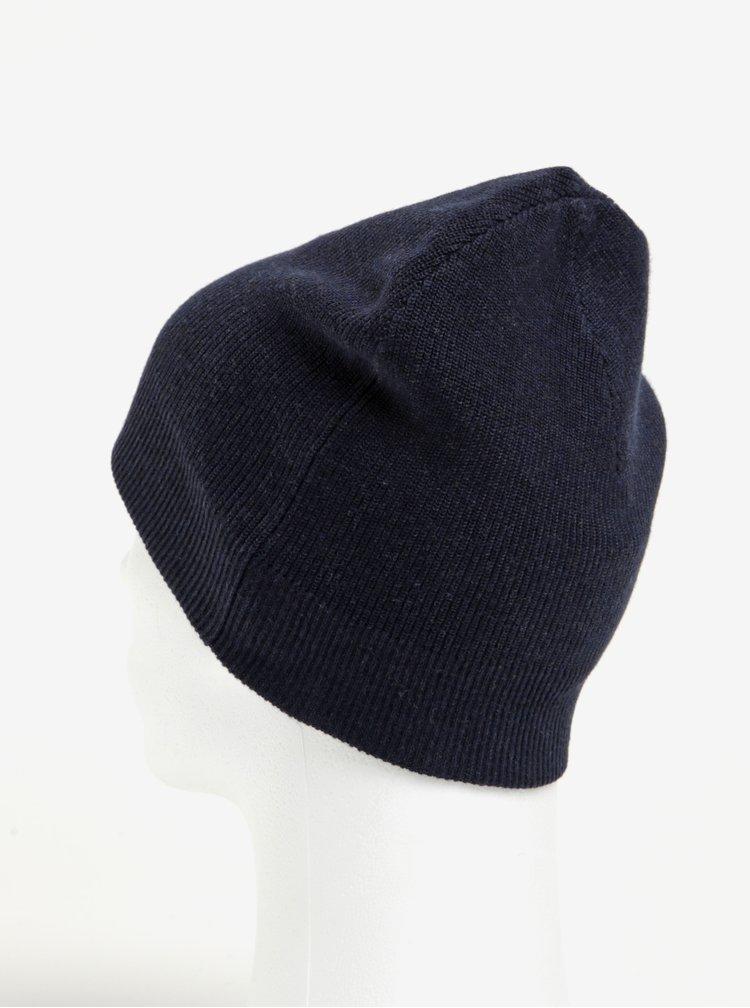 Tmavě modrá pánská čepice Tommy Hilfiger