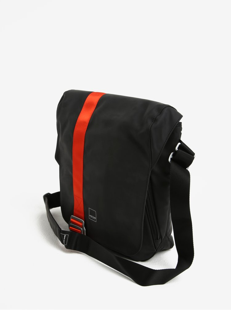 Černá crossbody taška Acme Made North Point Messenger