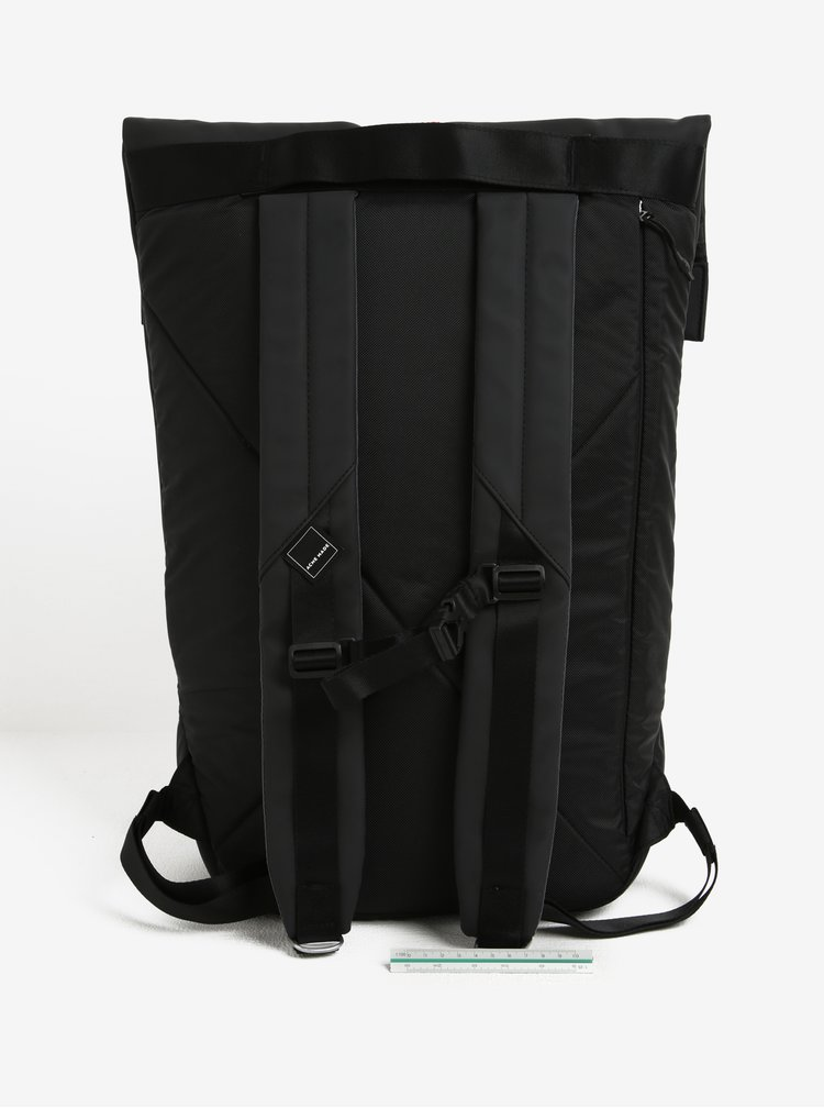 Černý batoh Acme Made North Point Large Roll-top Backpack