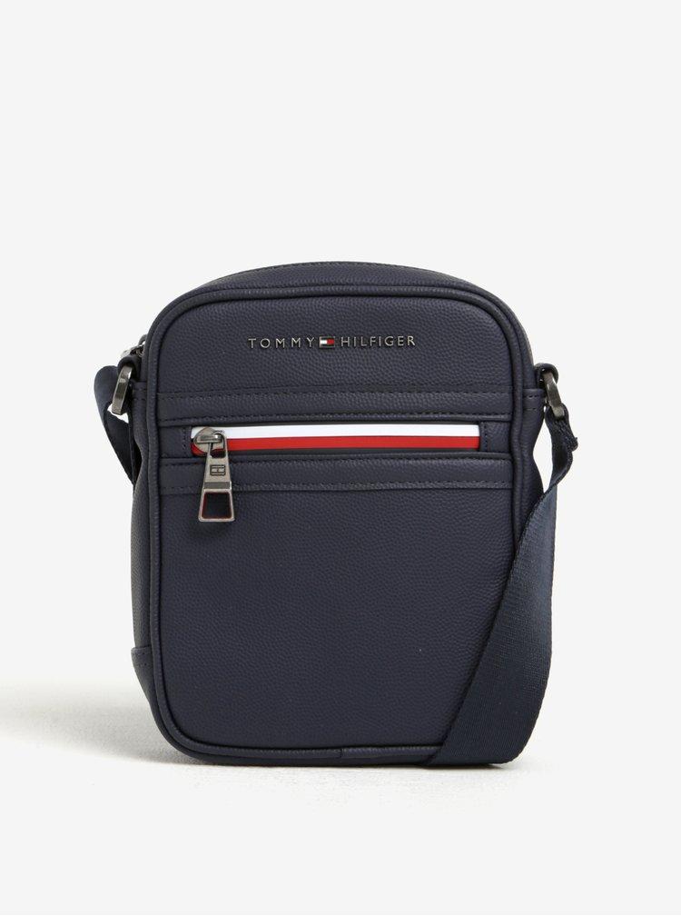 Tmavě modrá pánská malá crossbody taška Tommy Hilfiger