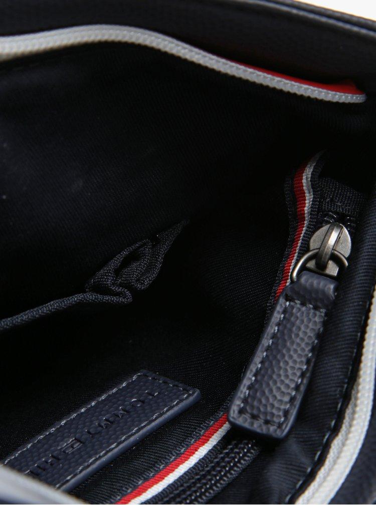 Tmavě modrá pánská crossbody taška Tommy Hilfiger