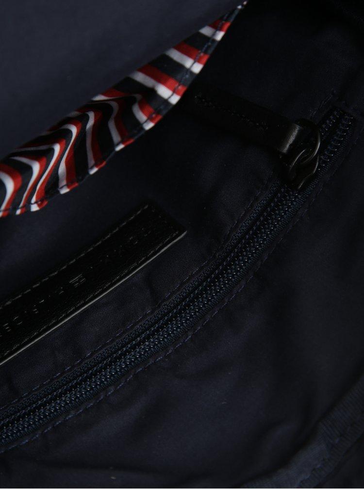 Černá pánská crossbody taška Tommy Hilfiger Slim reporter