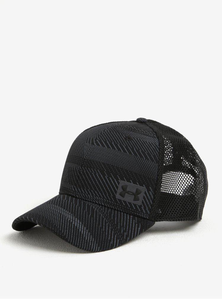 Sapca neagra Under Armour Blitz Trucker