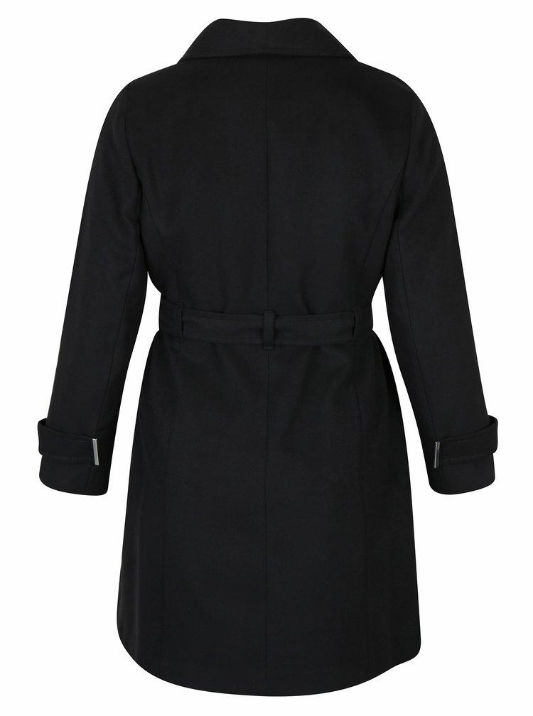 Palton negru pentru femei Dorothy Perkins