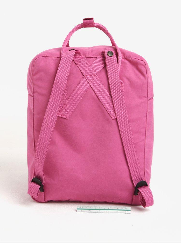 Růžový batoh Fjällräven Re-Kånken 16 l