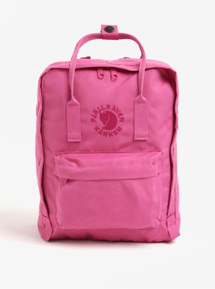 Rucsac roz realizat din material reciclabil Fjällräven Re-Kånken 16 l