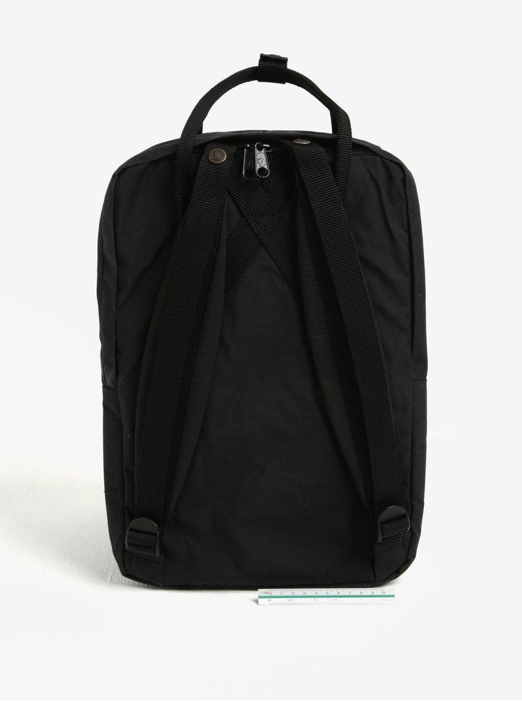 Černý voděodolný batoh Fjällräven Kånken 18 l