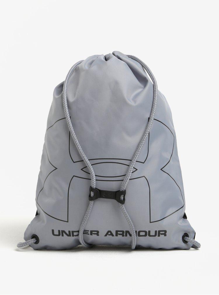 Černý unisex vak s potiskem Under Armour UA Ozsee 16 l