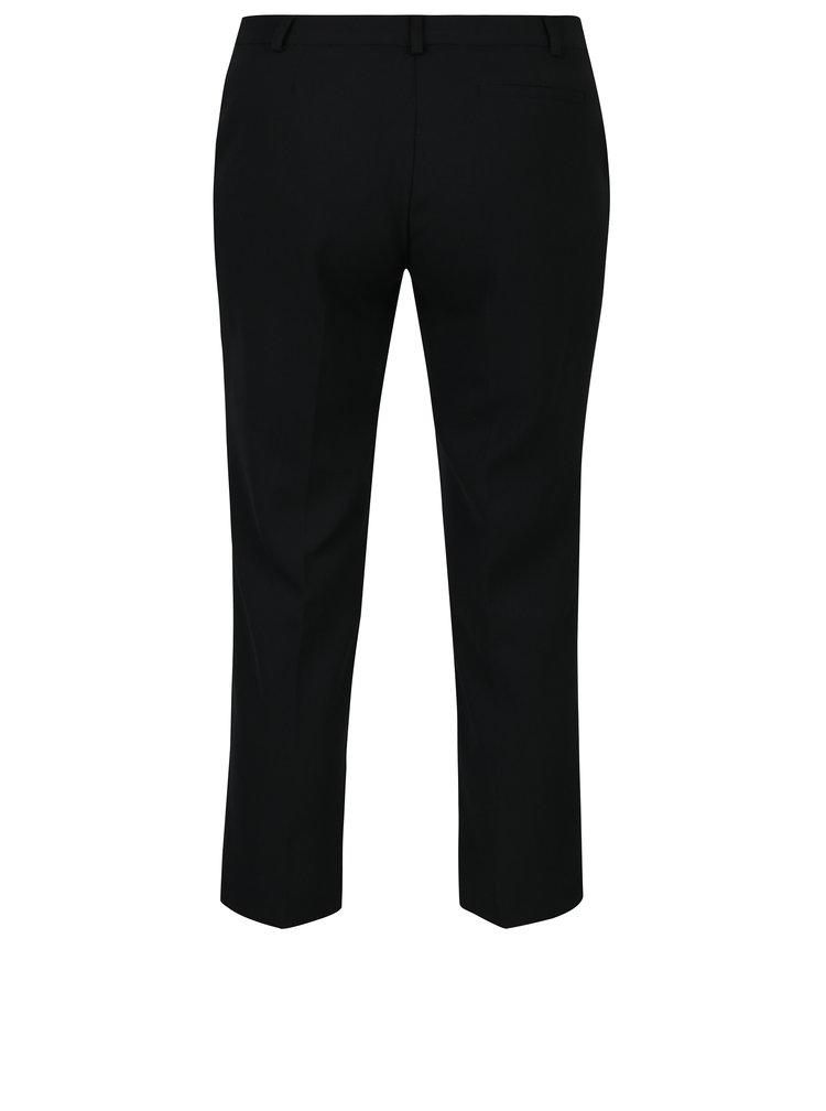 Čierne formálne nohavice Miss Selfridge Petites