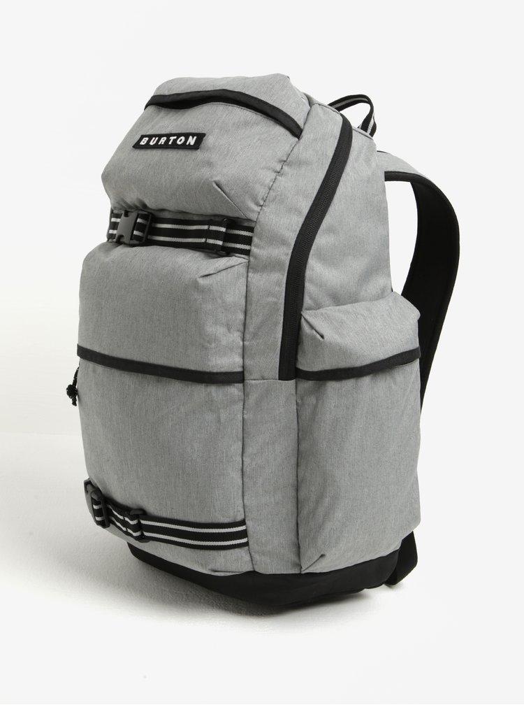 Šedý batoh Burton Kilo Pack 27 l