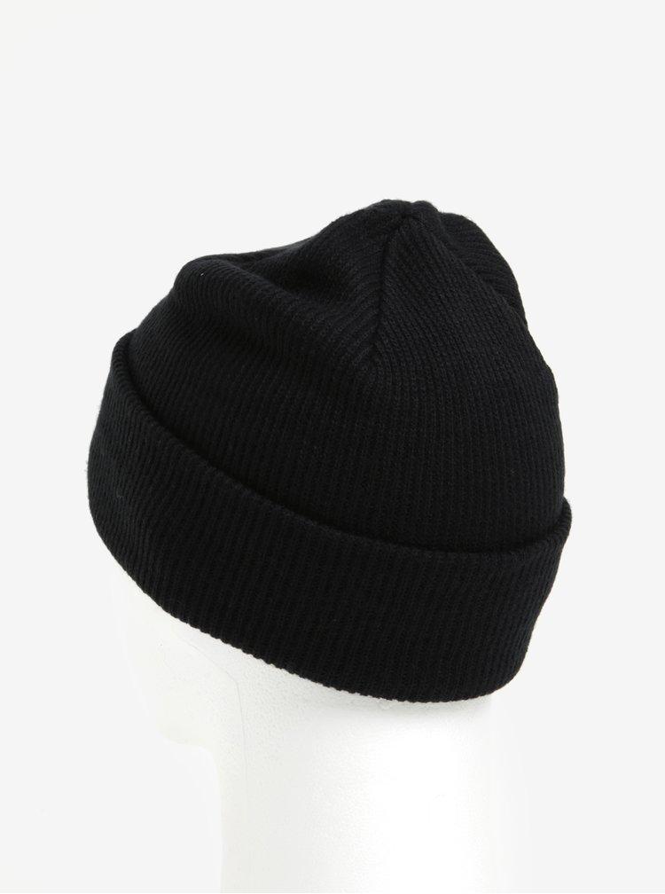 Černá pánská čepice Quiksilver