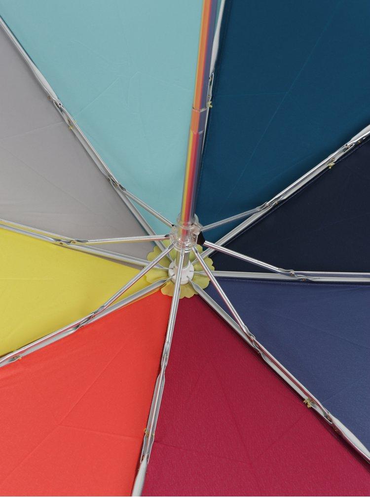 Umbrela multicolora cu husa pentru femei - Esprit