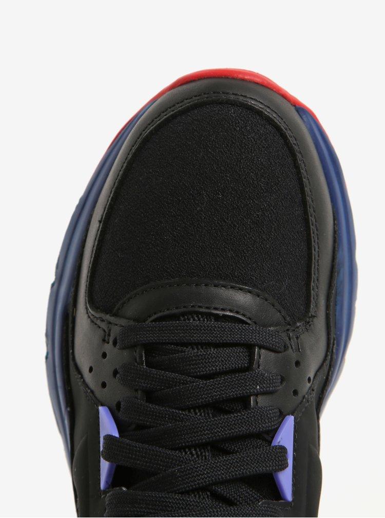 Černé dámské tenisky s koženými detaily Camper