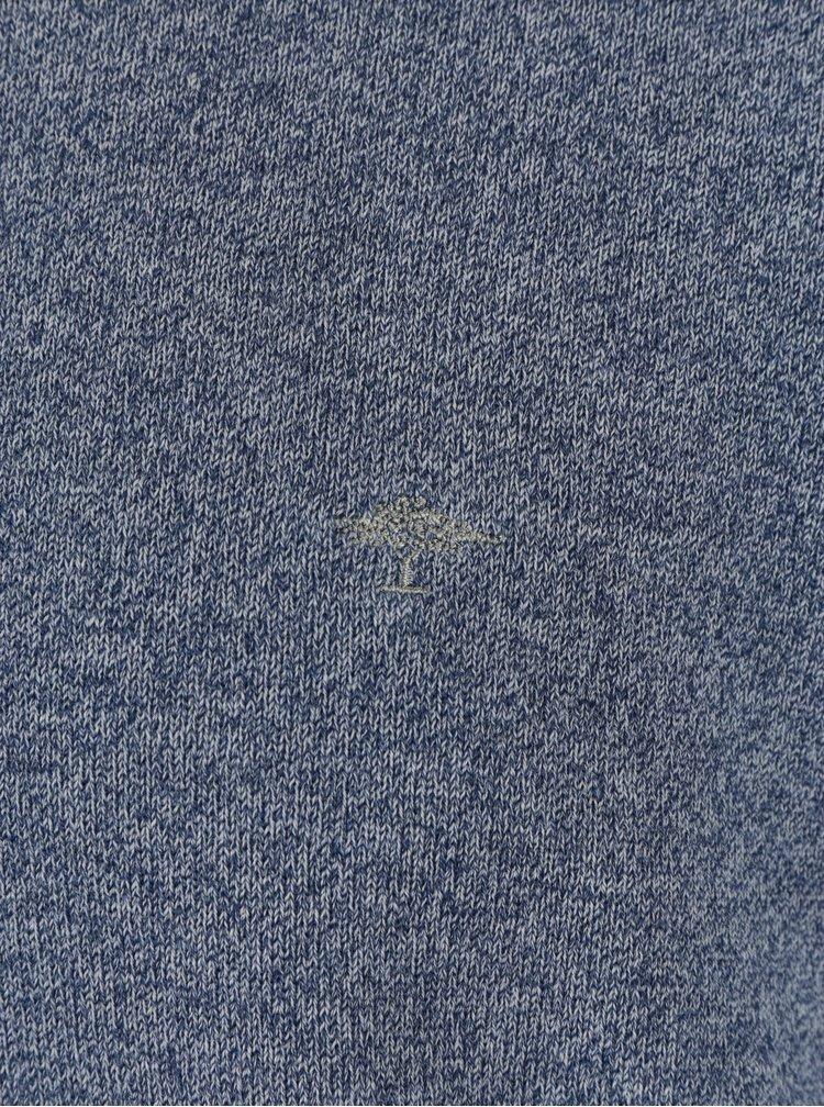 Modrý žíhaný svetr Fynch-Hatton