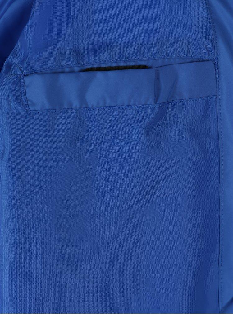 Modrá klučičí prošívaná bunda Quiksilver
