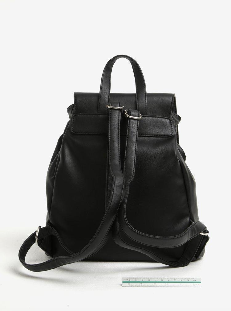 Černý dámský batoh Meatfly Raver
