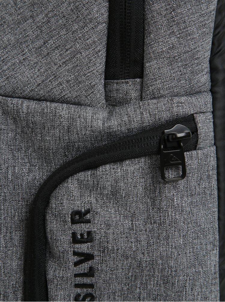 Rucsac gri&negru pentru barbati Quiksilver 28l