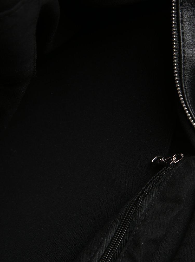 Černá kabelka Meatfly Niko