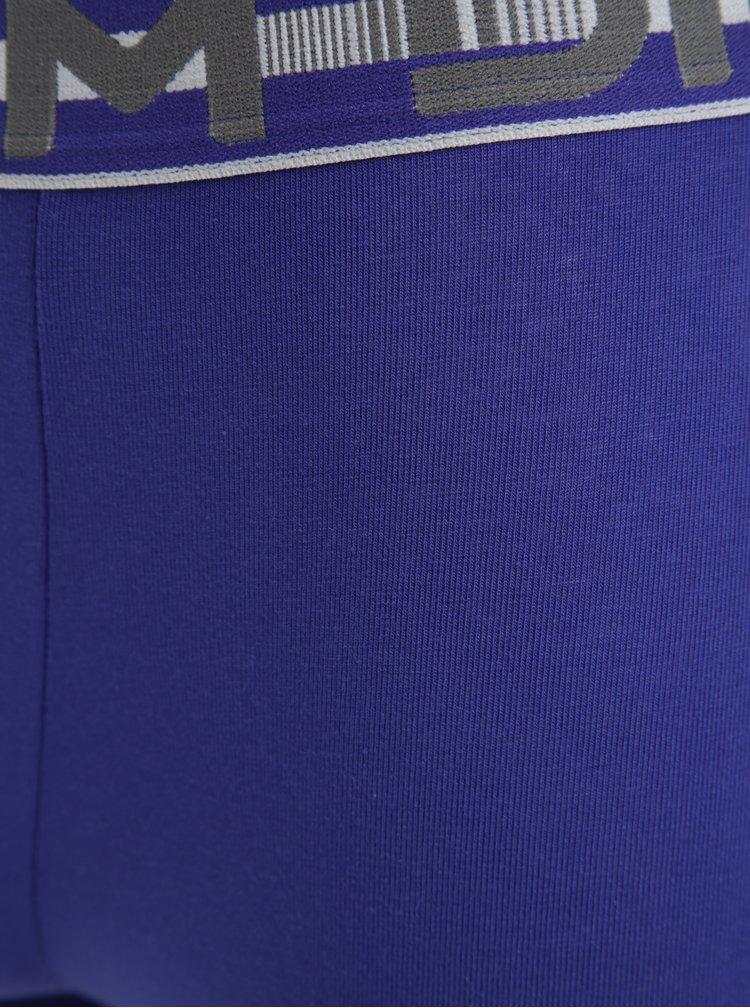 Sada dvou boxerek v modré barvě DIM
