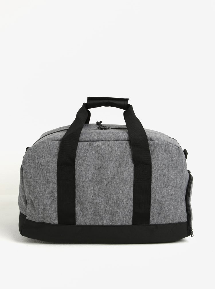 Geanta de voiaj gri&negru Quiksilver 43l