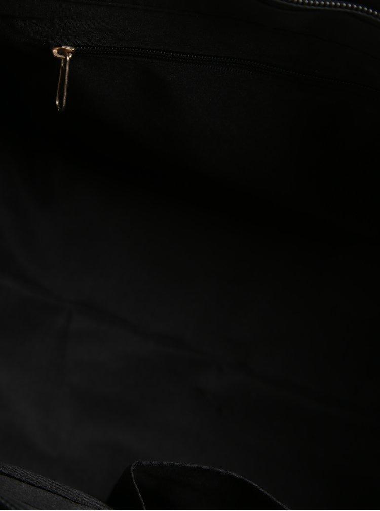 Geanta neagra cu detalii aurii - Dorothy Perkins