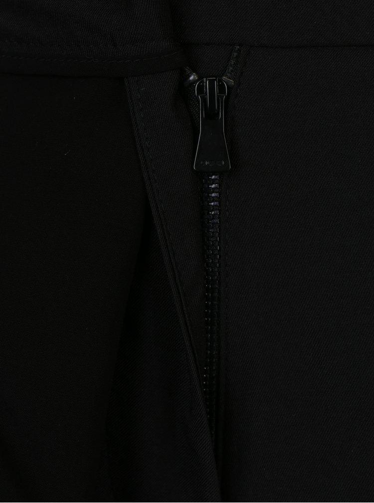 Černé kalhoty Skunkfunk