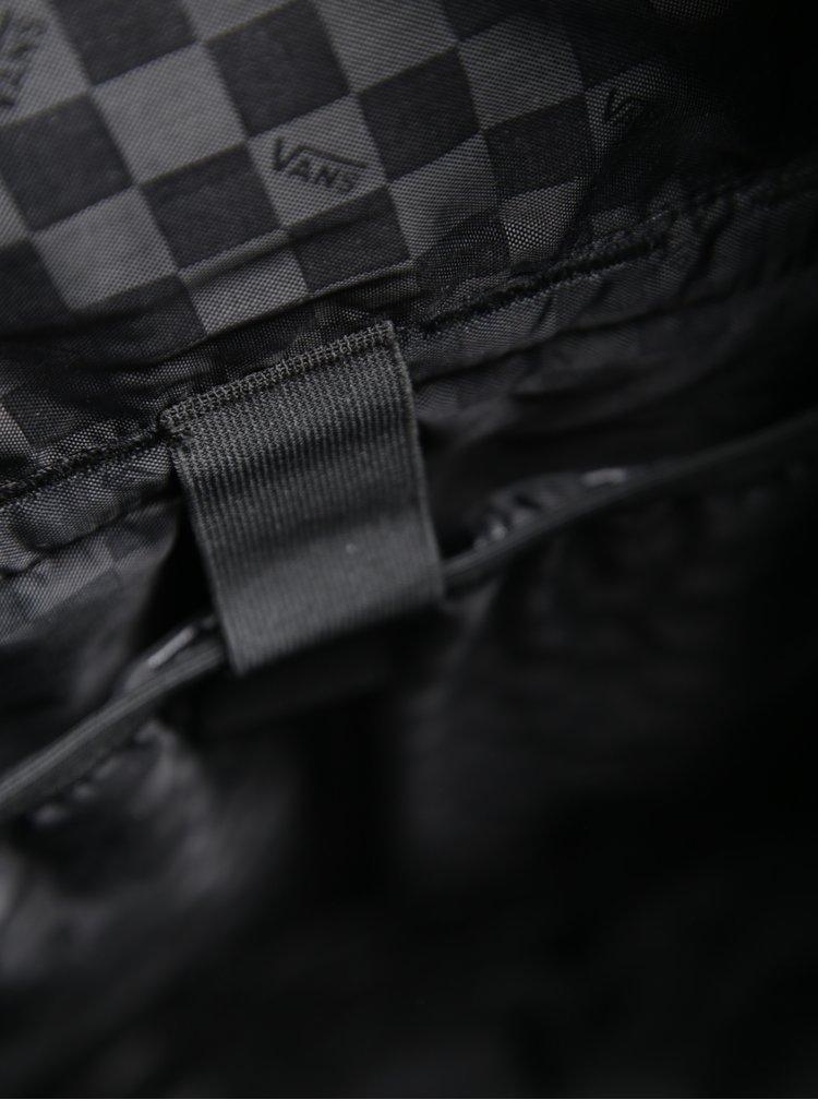 Rucsac urban negru&gri VANS Plot Roll 25 l