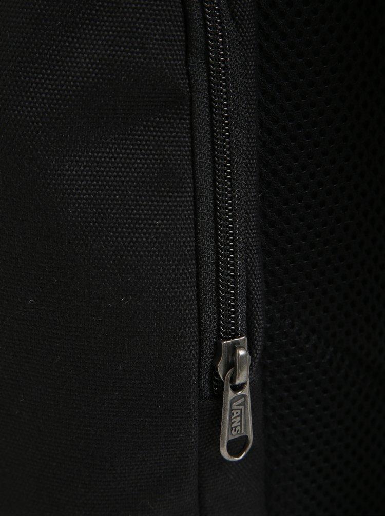 Rucsac urban negru VANS Transient III 21 L