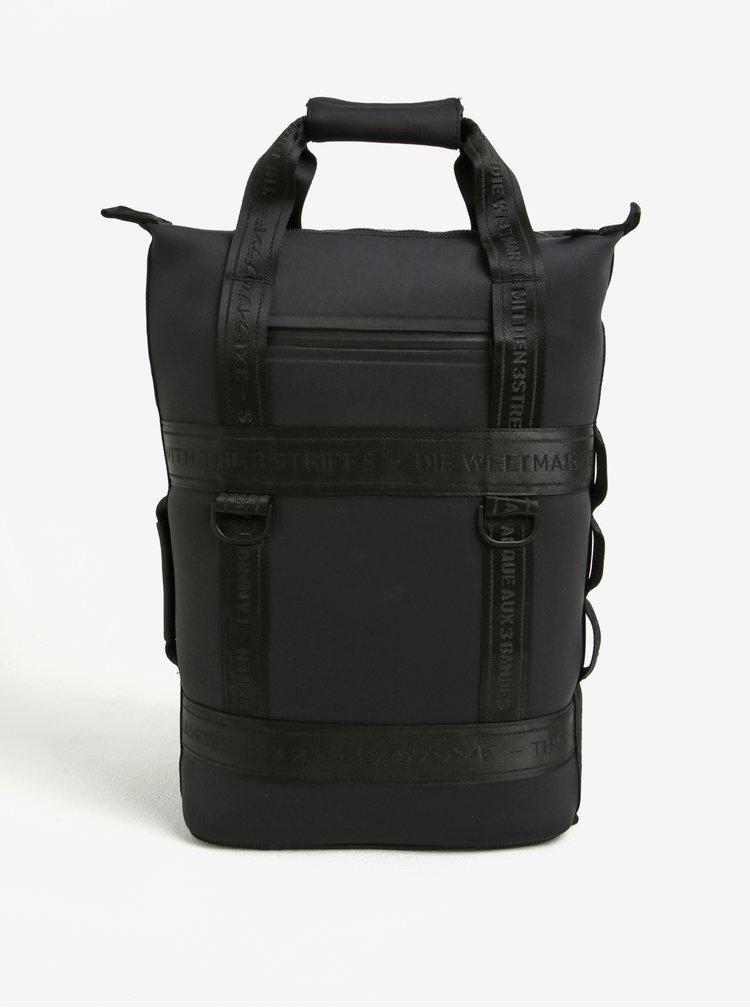 Rucsac urban unisex negru cu buzunar impermeabil adidas Originals NMD