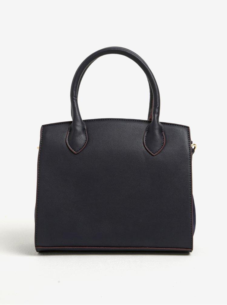 Černo-modrá kabelka Dorothy Perkins