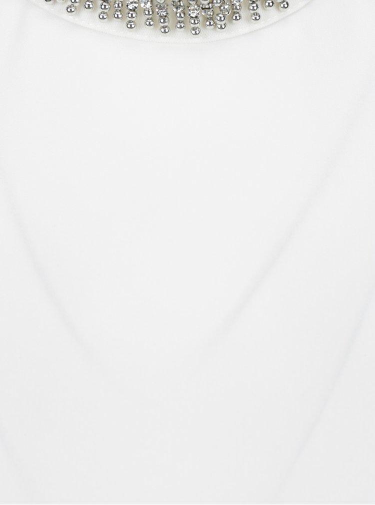 Krémová halenka s průstřihy na ramenou Dorothy Perkins Tall
