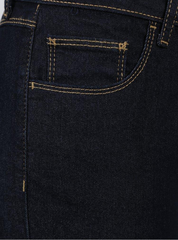 Tmavě modré skinny džíny Dorothy Perkins Petite