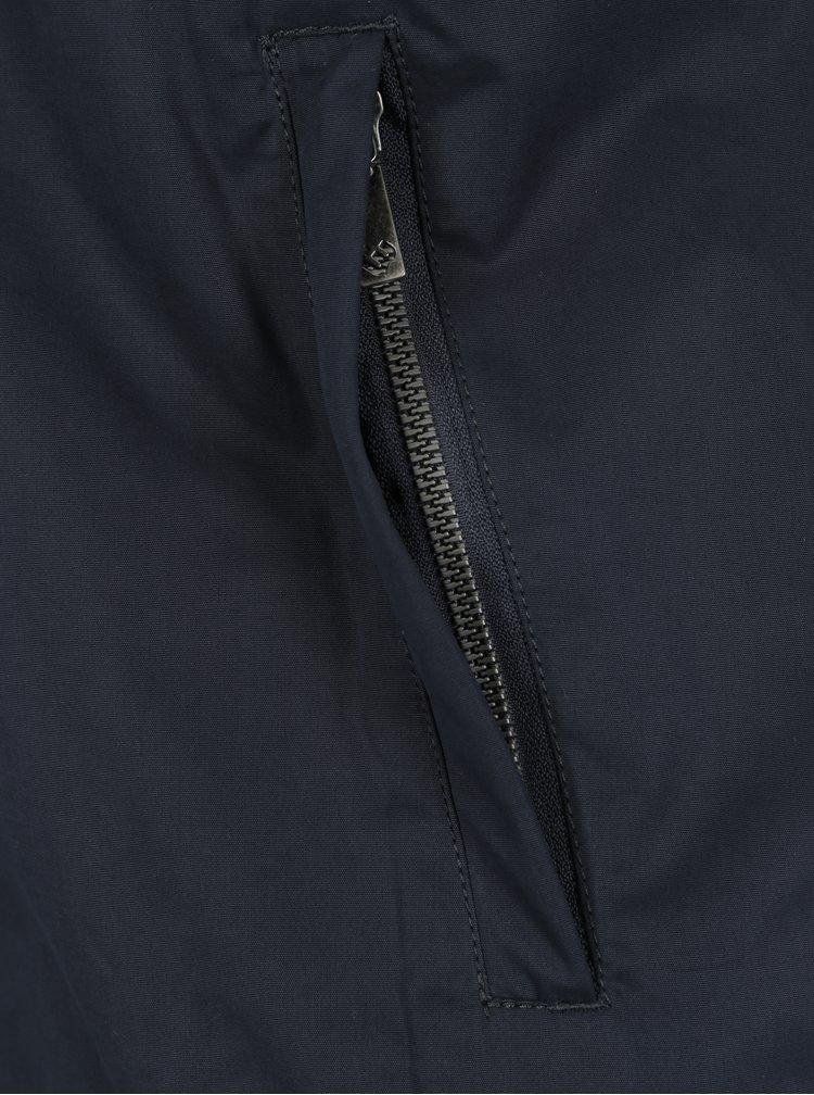 Tmavě modrá pánská bunda Ragwear Olsen