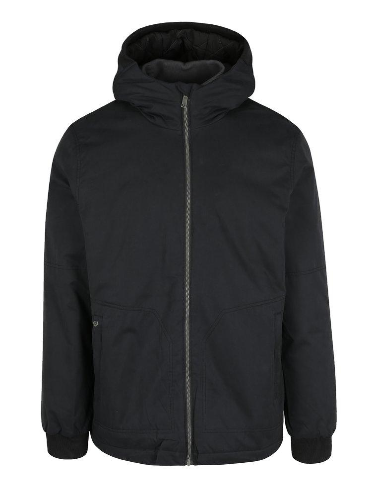 Černá pánská bunda Ragwear Olsen