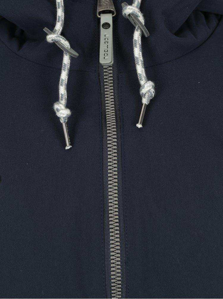 Geaca bleumarin impermeabila pentru barbati - Ragwear Percy